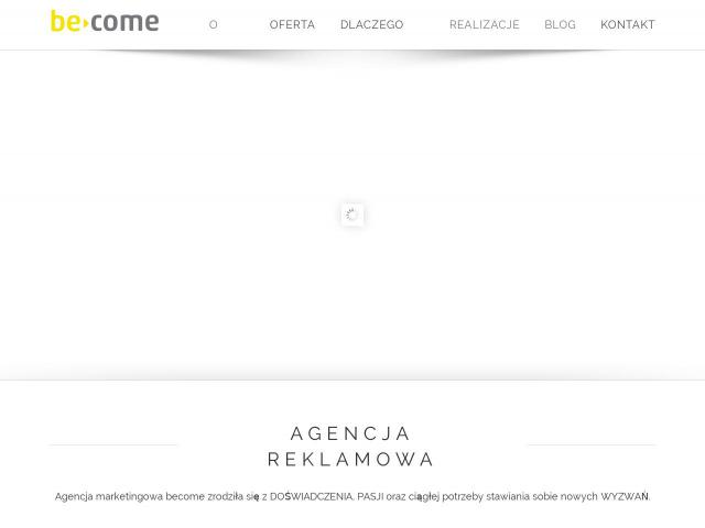 Agencja Marketingowa BeCome